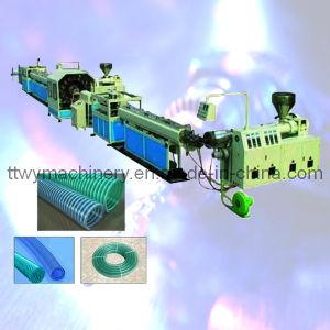 PVC Braided Fibre Reinforced Hose Production Line pictures & photos