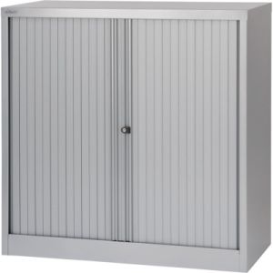 Small Steel Tambour Door Cupboard for Sale pictures & photos
