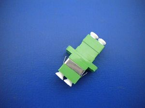 Fiber Optic Adapter- LC/APC- Duplex