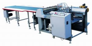 Automatic Paper Feeding And Pasting Machine (Feida Wheel Paper Feeding) (LY-SJ-6502A) pictures & photos