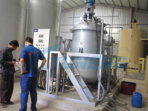 Yuneng Waste Pyrolytic Oil Retreatment Machinery pictures & photos