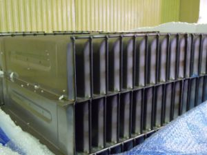 Transformer Corrugated Tank Making Machine pictures & photos