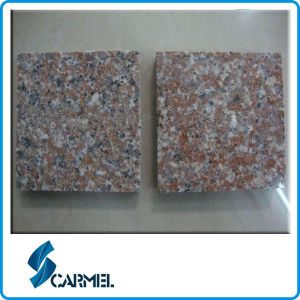 Popular Red Granite for Exterior Cladding