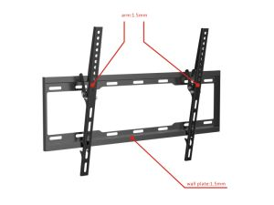 36-70 Inch Tilting TV Mount Bracket for LED LCD TV