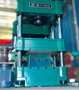 Four Pillar Composites Molding Hydraulic Press pictures & photos