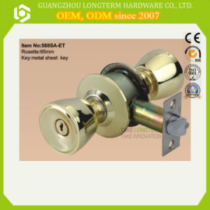 Gate Exterior Combination Deadbolt Locks with Handle pictures & photos
