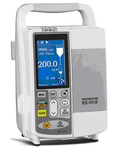 Volumetric Mode, Infusion Pump (HX-801D) with CE Certificate pictures & photos