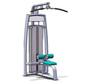 High Quality Sports Equipment / Lat Pulldown (SS13) pictures & photos