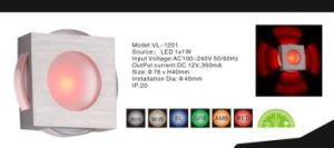 Hotel LED Light (VL-1201) 1*1W