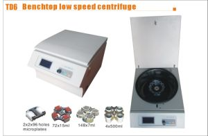 Table-Top Low-Speed Centrifuge (TD6)(CE Aprroved)