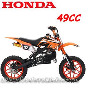 2010 New Design 49cc Cross Dirt Bike