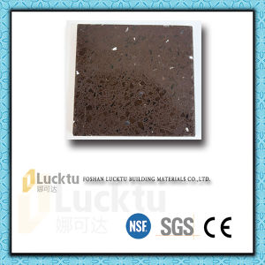 China Engineered Polyester Resin Artificial Quartz Stone