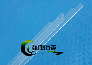 Fused Quartz Glass Rod for Optics Industry (GE214) pictures & photos