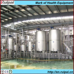 Soy Milk/Pasteurized Milk/Condensed Milk Processing Line pictures & photos
