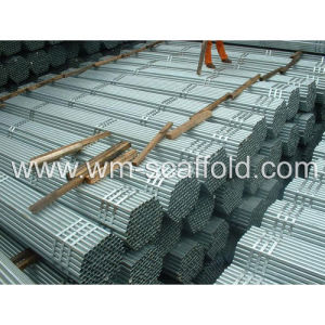 Scaffolding Steel Pipe|Gi Scaffold Tube|Steel Tube pictures & photos