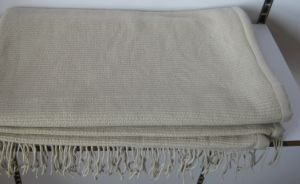 Woven Cashmere Blanket (VH001)