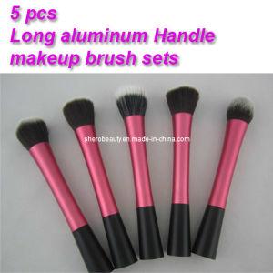 5PCS Cosmetic Brush Kit