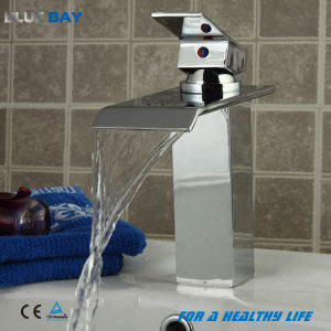 Hot Sales Ce Waterfall Basin Mixer pictures & photos