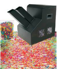 Profession 1000W Big Confetti Machine/Great Effect Stage Machine (GL-037)