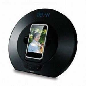 Docking Station with LED Display for iPod (SH 939) pictures & photos