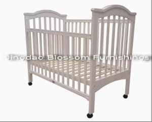Wooden Baby Cot 1109