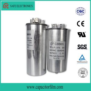 Cbb65 AC Motor Capacitor pictures & photos