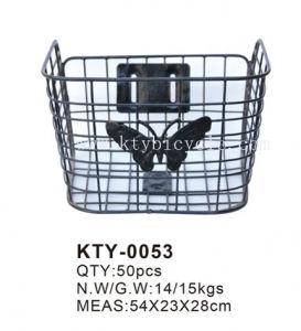 Bike Basket (KTY-0053)