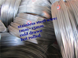 304/201/316/321 Stainless Steel Wire