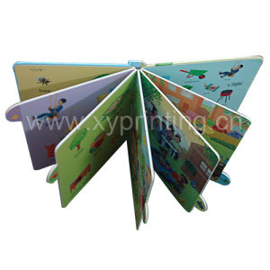 Children′s Hardcover Book Printing (XY0368)