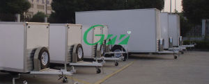 Cargo Trailer (GW-BLV8) pictures & photos