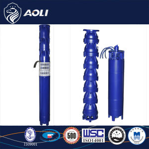 Qj Submersible Deep Well Pumps/Borehole /Farm/Irrigation Pump pictures & photos