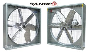 DJF(B)-2 Series Hanging Exhaust Fan (Cow house Exhaust Fan) Ventilation Fan pictures & photos