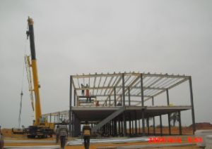 Steel Structure Hotel -4