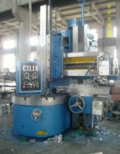 C5116 Ck5116 Vertical Lathe (vertical lathe can be with CNC) pictures & photos