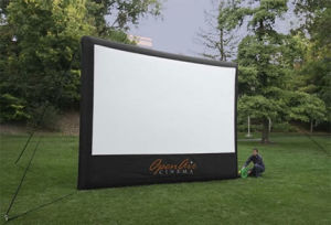 Inflatable Screen Billboard (CAR-2055)