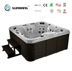 2017 High Quality Ce RoHS Approval Hot Sale Balboa Acrylic Massage Jacuzzi Outdoor SPA Hot Tub pictures & photos