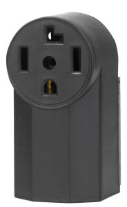 30 AMP, 125/250 Volt, NEMA 14-30r, Surface Mounting Receptacle pictures & photos