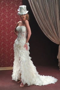 Wedding Dress (A128)