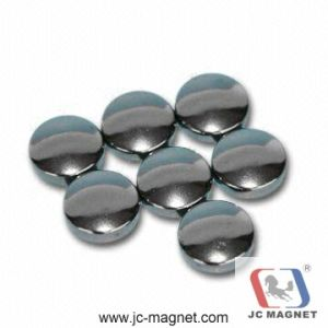 Polished Bread Ferrite Magnet pictures & photos