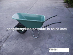 Plastic Wheel Barrow (WB6414) pictures & photos