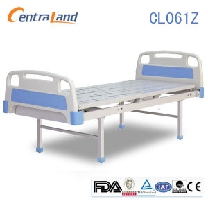 Comfortable Flat Bed with Cold Steel, Can Be Detachable (CL061Z)