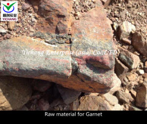 Garnet for Surface Cleaning Abrasive pictures & photos