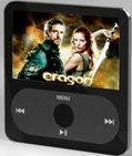 "2.4"" MP4 Player (M2400)"