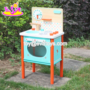 New Products Children Best Toy Wooden Play Kitchen Sale W10c225 pictures & photos