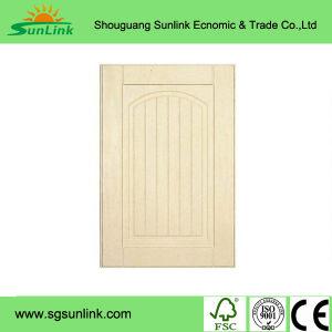 New Design Kitchen Cabinet Door Interior Position PVC Wooden Door pictures & photos