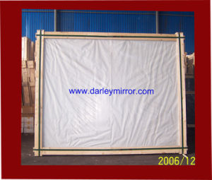 Clear Aluminium Mirror Glass