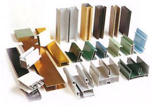 Aluminum Extrusion Profile-Industrial Aluminium, Aluminum Profile (HF011) pictures & photos
