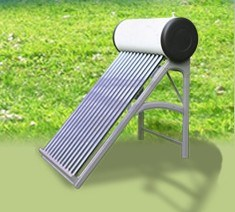 Green Energy Solar Water Heater System