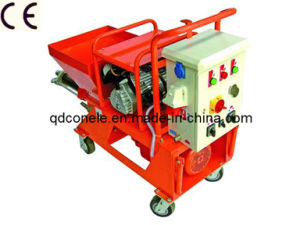 CE Certification Plastering Machine