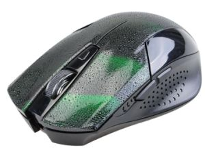 Gaming Mouse (M668 green)